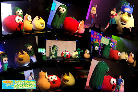 veggietales live silly song sing along tour snippets