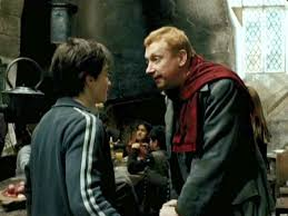 mark williams arthur weasley interview harry potter