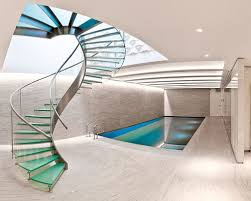 glass staircase ideas designs u0026 remodel photos houzz