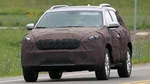 jeep cherokee gray 2017 2017 jeep cherokee facelift spied for the first time