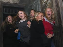 new york city halloween attractions new technology is making haunted houses scarier than ever