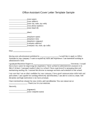 cover letter how to address office assistant cover letter how to write a cover letter examples