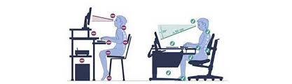 bureau ergonomique i bureau l ergonomie au bureau