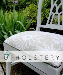 Reupholster Armchair Tutorial Livelovediy How To Reupholster A Chair