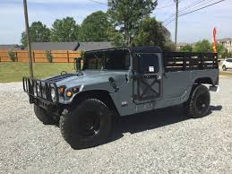 diesel brothers hummer humvees for sale ironplanet