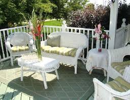 Wicker Patio Chairs Walmart White Wicker Porch Furniture White Wicker Patio Furniture White