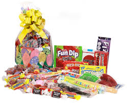 candy bags easter gift bag of nostalgic candy