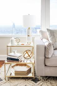 Living Room Side Tables How To Decorate A Side Table In A Living Room Meliving 46fd9dcd30d3