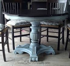 Best  Painted Kitchen Tables Ideas On Pinterest Paint A - Painted dining room tables