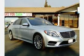 mercedes s class 2015 sedan used 2015 mercedes s class for sale pricing features