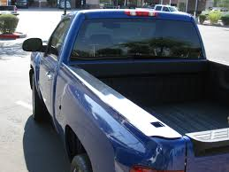 nissan frontier camper shell truck bed rail caps by innovative creations
