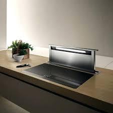hotte cuisine ilot hotte de cuisine ilot hotte cuisine elica escamotable adagio 90 cm
