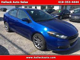 2014 dodge dart for sale used 2014 dodge dart for sale in bowling green oh 43402 halleck