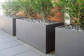 contemporary garden pots outdoor pots sydney the urban balcony