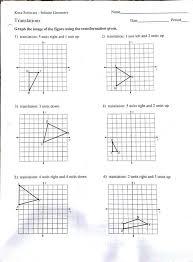 transformation maths worksheets koogra