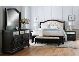 the marilyn collection ebony value city furniture and mattresses