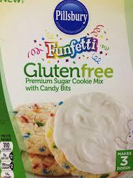 pillsbury funfetti cake cookies
