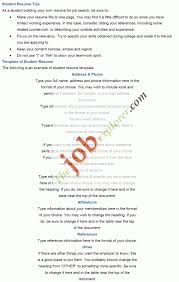 how to write a good resume with little experience how to write an
