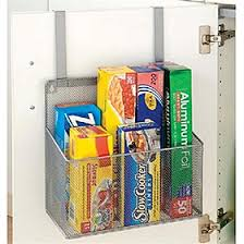 Kitchen Cabinet Door Storage Over The Door Storage Rack Whitmor Shoe Rack Collection In X In
