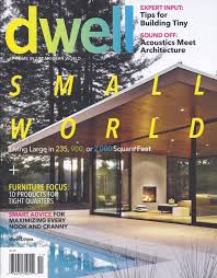 Interior Design Magazines Usa by Blair Residence Featured In November 2012 Issue Of Dwell Magazine