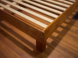 Boerum Bed Frame Build Your Own King Slat Bed For 150 Kiwi