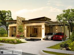 25 Best Small Modern House by Neoteric Bungalow Modern House Plans 14 Small Tropical Design