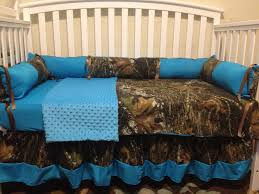 Camouflage Bedding For Cribs Blue And Camo Crib Bedding Home Inspirations Design Favorite