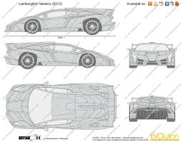 lamborghini car drawing the blueprints com vector drawing lamborghini veneno