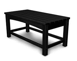 Polywood Sofa Polywood Club Coffee Table