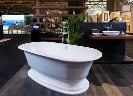 Victoria Albert Bathtubs The Elwick Bath Tub With The Radford Basin At Ids Toronto
