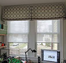 Modern Valances For Living Room by Swag Valance Grey Rug Near Brown Wooden Dining Tablered Modern