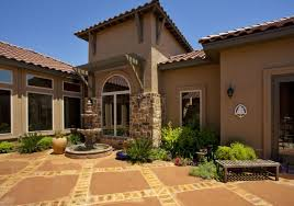 mediterranean style houses mediterranean style stucco homes blue collar stucco