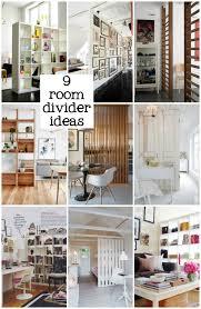 9 room divider ideas