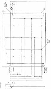 architectural drawing sheet numbering standard drafting for electronics power distribution