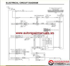 canter truck wiring diagram canter wiring diagrams instruction
