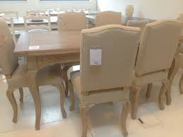 isabelle table and sunday dining chairs at loaf in love dining
