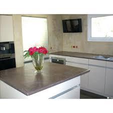 beton ciré pour plan de travail cuisine carrelage plan de travail pour cuisine pour idees de deco de cuisine
