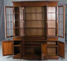 Mission Style Bookcase Bookcase Antique Look Bookshelf Antique Style Shelving Units
