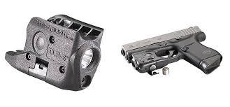 Streamlight Gun Light Streamlight U0027s Tlr 6 Subcompact Light Now Offered As Universal Kit