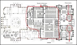 Floor Plan Library by Details And Floor Plans Library Expansion Libguides At