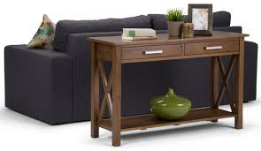 Discount Furniture Kitchener by Simpli Home Kitchener Console Table U0026 Reviews Wayfair