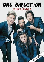 One Direction One Direction Calendar 2018 Unofficial Ebay