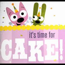 hoops u0026 yoyo birthday cake youtube