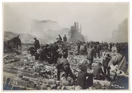 When Was The First House Built San Francisco Earthquake 1906 National Archives