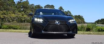 lexus car black speed fleet intro 2016 lexus gs f first 70 photos in caviar black