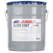 home depot 5 gallon interior paint eagle 5 gal gloss coat clear look solvent based acrylic