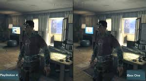 dying light playstation 4 dying light graphics comparison ps4 vs xbox one screenshot
