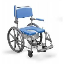 Shower Chairs With Wheels Mobile Shower Chairs Adjustable Wheeled Shower Chairs Shower