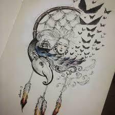 sketch dreamcatcher dream draw on instagram