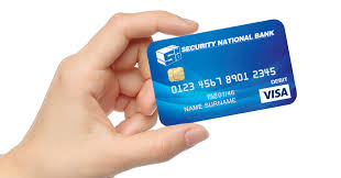 debit card for chip debit card how it works security national bank